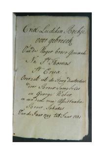 Isles&Weber 1753