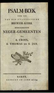Psalm-boek 1784